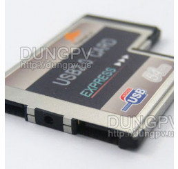 Expresscard 54mm to usb 2.0 AKE