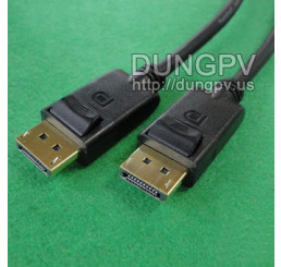 Cáp Displayport cable 1,8m