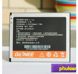 Pin điện thoại Gionee Gpad GN800 GN708W GN708T