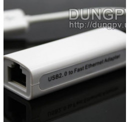 Apple USB Ethernet Adapter V3
