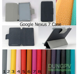 Bao da Nexus 7 2012 smart cover