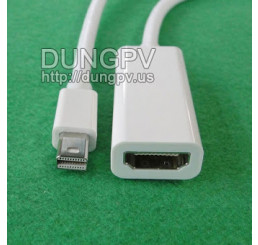 miniDisplayport - HDMI for macbook