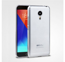 Ốp lưng Meizu M3 Silicone trong suốt