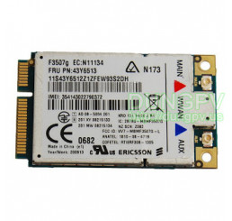 IBM Thinkpad wwan 3G F3507G
