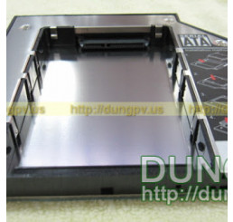 Caddy bay 12,7mm IDE all laptop