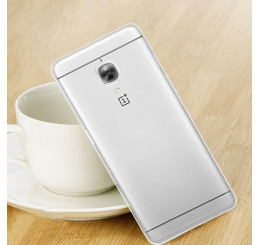 Ốp lưng Oneplus 3 silicone trong suốt