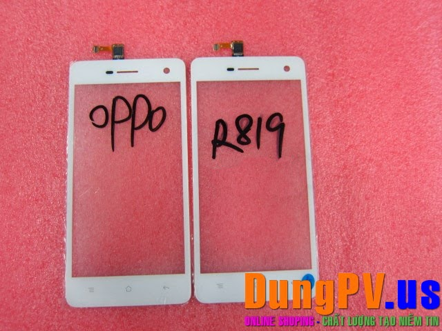 Thay man hinh oppo find muse r821 r817 r815 r831 r819gia canh tranh